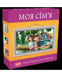 Игра настольная Artos Games Моя семья (GAG10013)