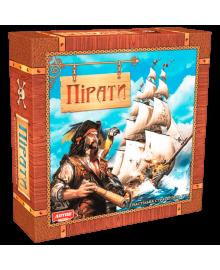 Игра настольная Artos Games ПИРАТЫ (GAG10012)