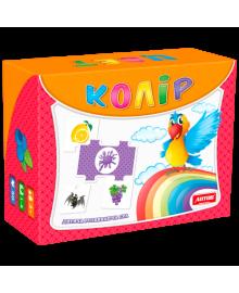 Игра настольная Artos Games Цвет детская (GAG10004)
