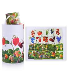 Пазлы Puzzlika Гномы и ягоды 1 20 элементов (13548)