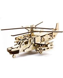 Механический 3D пазл Handy Games Вертолет Хокум (HG-0014)