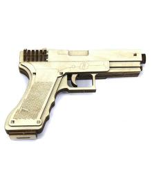 Механический 3D пазл Handy Games Пистолет Glock 19 (HG-0037)