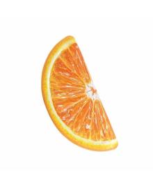 Матрас-плотик надувной Intex Долька апельсина 178х85 см (58763)