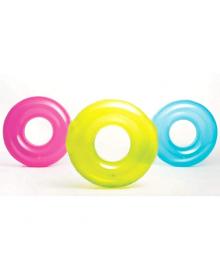 Круг надувной Intex Прозрачный 76см (59260)