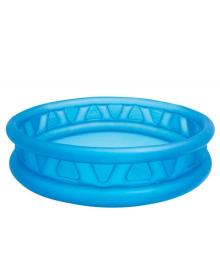 Бассейн надувной детский Intex Летающая тарелка 188x46 см (58431)