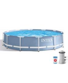 Бассейн каркасный Intex 366x76 см (26712)