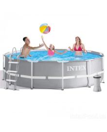 Бассейн каркасный круглый Intex 366x99 см (26716)