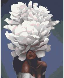 Картина для рисования по номерам Riviera Blanca Весна 40х50см (RB-0021)