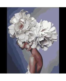 Картина для рисования по номерам Riviera Blanca Грация 40х50см (RB-0227)