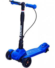 Самокат детский Maraton Hunter синий (MR0011BL)