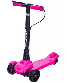 Самокат детский Maraton Hunter розовый (MR0011PN)