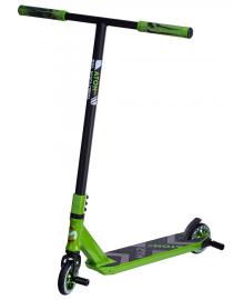 Самокат двухколесный трюковый Maraton Project зелёный (SMR0020GR)