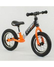Беговел Corso оранжевый (CRS24846)