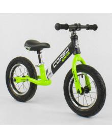 Беговел Corso зелёный (CRS64207)