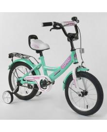 Велосипед детский Corso 12 дюймов бирюзовый (CL12D0211)
