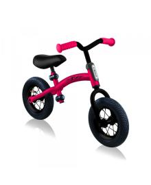 Беговел Globber Go Bike Air красный до 20кг от 3 лет