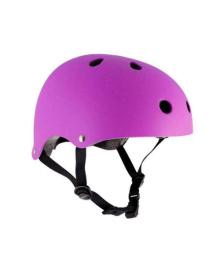 Шлем защитный ролики-самокат размеры XXS-M sfr Purple 27098