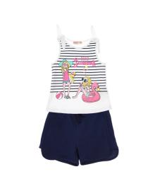 Комплект майка и шорты Silversun Hello Summer KT218170, 8682113669026