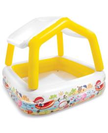 Бассейн детский надувной Intex 157x157x122 см (57470)