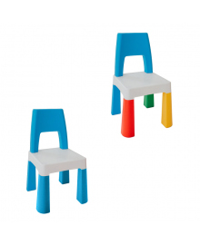Детский стульчик Poppet Колор Блу (в ассорт)