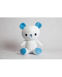 Мягкая игрушка Strekoza Мишка Юппи 33см белый ЮБ02