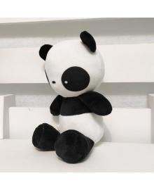 Мягкая игрушка Strekoza Малыш Панда 21см белый П 01