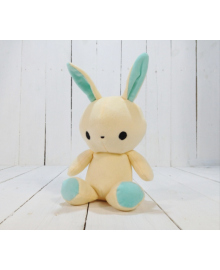 Мягкая игрушка Strekoza заяц Флип-Флоп 21см бежевый