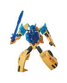Трансфoрмер Transformers Боевой солдат Bumblebee 14 см
