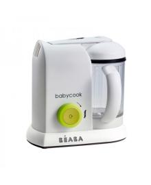 Пароварка-блендер Beaba Babycook, neon