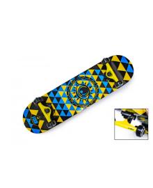 Скейтборд деревянный Fish TRI (2013083299)