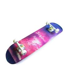 Скейтборд деревянный Scale Sports Рассвет (303807688)