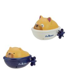 Игрушка для ванной Shantou Dumoon Щенок (в ассорт) Shantou Jinxing plastics ltd DM504, 6980037250101