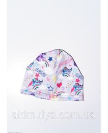 Дитячі шапки ISSA PLUS 7976 Універсальний мультиколор