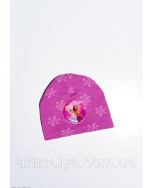 Дитячі шапки ISSA PLUS 7978 Універсальний рожевий