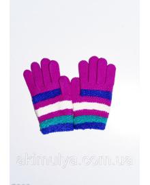 Дитячі рукавички і рукавиці ISSA PLUS 7893 Універсальний бузковий