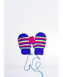Дитячі рукавички і рукавиці ISSA PLUS 7871 12 місяців електрик