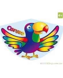 Воздушный змей Caruso Попугай Paul Guenter 1196