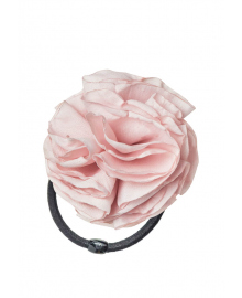 Резинка для волос Maya-MІ Зефирка 6 см пудровый 0107-0022-6