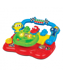 Музыкальная игрушка-руль Winfun Racer
