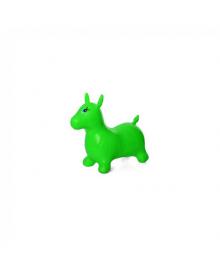 Игрушка прыгун Лошадка MS 0736-1 надувной  (Зеленый)