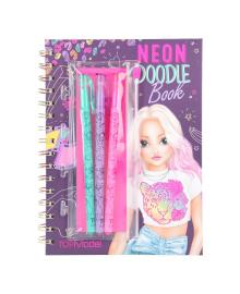 Неоновый альбом Top Model с ручками