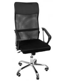 Крісло Bonro Manager 2 чорне (41000010)