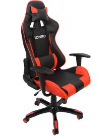 Крісло геймерське Bonro 2018 Red (40200002)