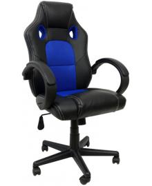Крісло геймерське Bonro B-603 Blue (40060001)