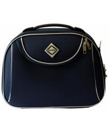 Кейс дорожній Bonro Style середній синій (10101401)