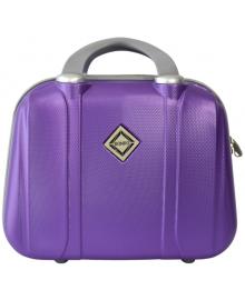 Кейс дорожній Bonro Smile великий фіолетовий (10091601)