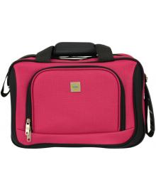 Дорожна сумка Bonro Best вишнева (10080400)