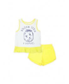 Пижама для девочки SMIL 104394 Белый