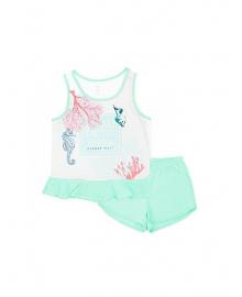 Пижама для девочки SMIL 104479 Белый
