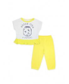 Пижама для девочки SMIL 104395 Белый